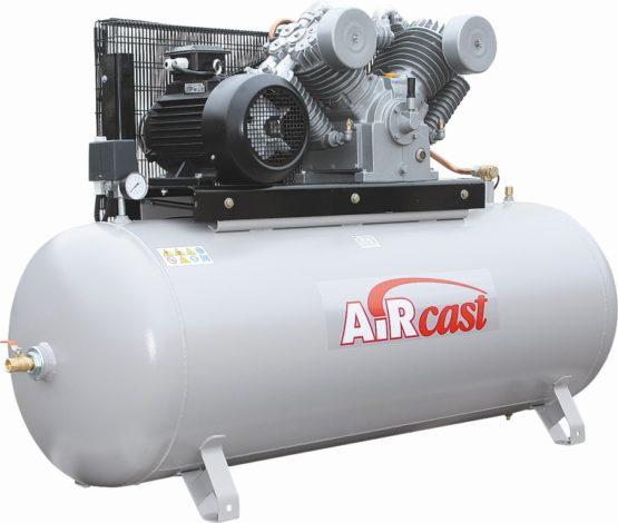 AIRCAST REMEZA СБ4/Ф-500.LT100-11.0 (500л, 1700 л/мин, 10 бар, 11 кВт, 380 В)