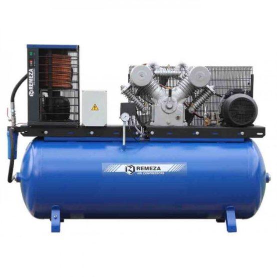AIRCAST REMEZA СБ4/Ф-500.LB75Д (500л, 880 л/мин, 10 бар, 5,5 кВт, 380 В)