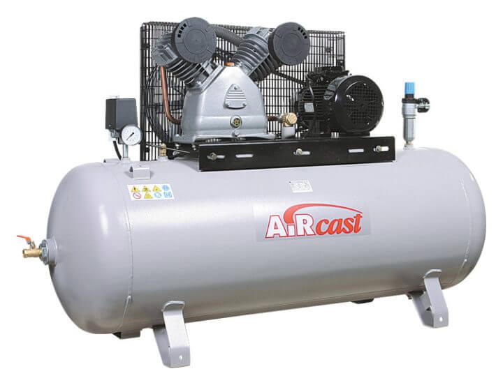 AIRCAST REMEZA СБ4/Ф-270.LB50 (270л, 630 л/мин, 10 бар, 4,0 кВт, 380 В)