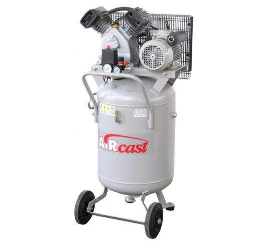 AIRCAST REMEZA СБ4/С-100.LB30AB (100л, 420 л/мин, 10 бар, 2,2 кВт, 220 В)