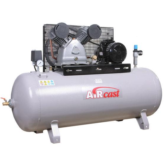 AIRCAST REMEZA СБ4/С-200.LB30 А (200л, 420 л/мин, 10 бар, 2,2 кВт, 220 В)