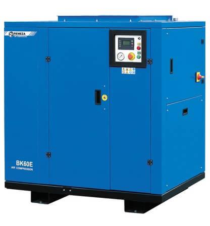 Винтовые компрессоры с ременным приводом:мощность 37-75 кВт